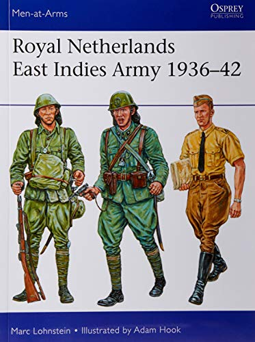Royal Netherlands East Indies Army 1936?42 (Men-at-Arms)