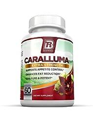 BRI栄養カラルマFimbriata - 20 : 1エキス最大耐力?サプリメント - 30日サプライ60ctベジカプセル - ピュアインドカラルマFimbriataから作りました BRI Nutrition Caralluma...