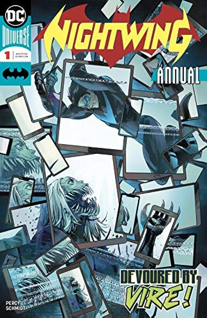 生じる信号活発Nightwing (2016-) Annual #1 (English Edition)