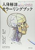 人体解剖カラーリングブック