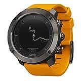SUUNTO Traverse Amber SS021844000 スント トラバース・アンバー GPSアウトドアウォッチ (日本正規品)