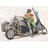 装甲騎兵ボトムズ 機甲猟兵メロウリンク アリティwith軍用バイク