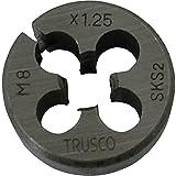 TRUSCO(トラスコ) 丸ダイス 25径 M10X1.5 (SKS) T25D-10X1.5