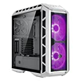 Cooler Master MCM-H500P-WGNN-S00 Gaming Case with 2 x 200 mm RGB Fans, White, H500P Mid Tower