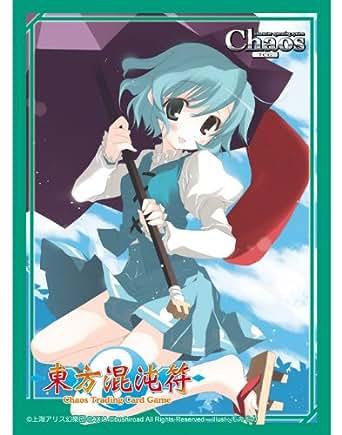 東方Project アクシア キャラクタースリーブ「東方混沌符」 多々良小傘 60枚入(PTカード付)