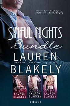 Sinful Nights Bundle: Books 1-3 by [Blakely, Lauren]