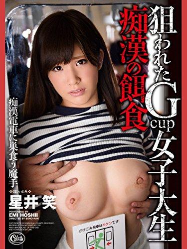 狙われたG-cup女子大生痴漢の餌食 星井笑 (MAX-A美少女写真集)