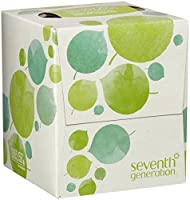 Seventh Generation Facial Tissues Cube, 2 ply - 85 ct
