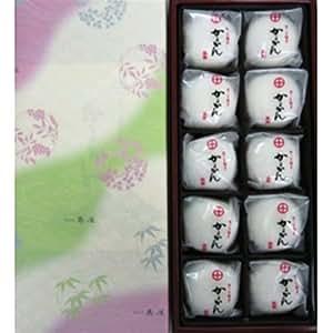 鹿児島を代表する銘菓 殿様菓子のかるかん饅頭10個入 | 和菓子 通販