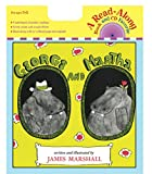 George and Martha Book & CD (Read Along Book & CD)
