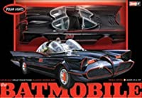 Polar Lights 1966 Batmobile Snap Model Car Kit #824 [並行輸入品]