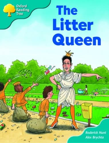 Oxford Reading Tree: Stage 9: Storybooks: the Litter Queenの詳細を見る