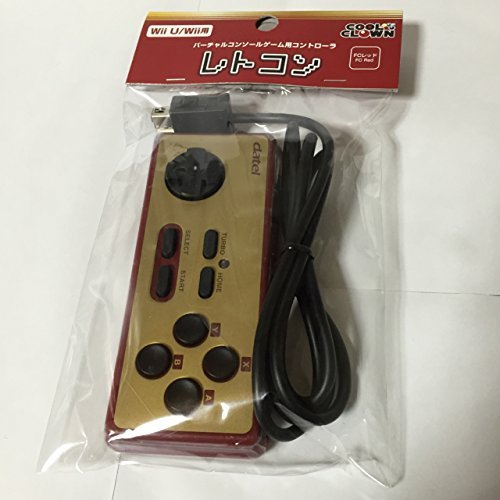 レトコン(バーチャルコンソールゲーム用コントローラ) Wii...