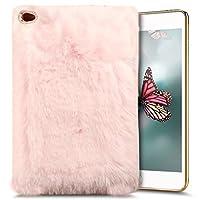 iPad Air 2用、[イミテーションラビットヘア] [ウルトラソフト]保護ケース用