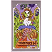 ジョジョの奇妙な冒険ABC [タロットカードエディション] タロットカード TEMPERRANCE 14(テンパランス)