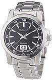 [セイコー]SEIKO 腕時計 PREMIER BIG DATE CALENDAR プルミエ ビッグデイトカレンダー SUR015P1 メンズ [逆輸入]