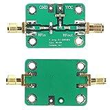 HiLetgo 0.1-2000MHz RF 広帯域アンプ 30dB(デシベル) ハイゲインモジュール 低ノイズアンプ LNAボードモジュール内蔵 [並行輸入品]