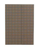 ペーパーオー ノート Grey on Orange B5 罫線 OH9058-8