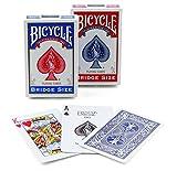 USプレイングカード社 バイスクル トランプ ブリッジ...