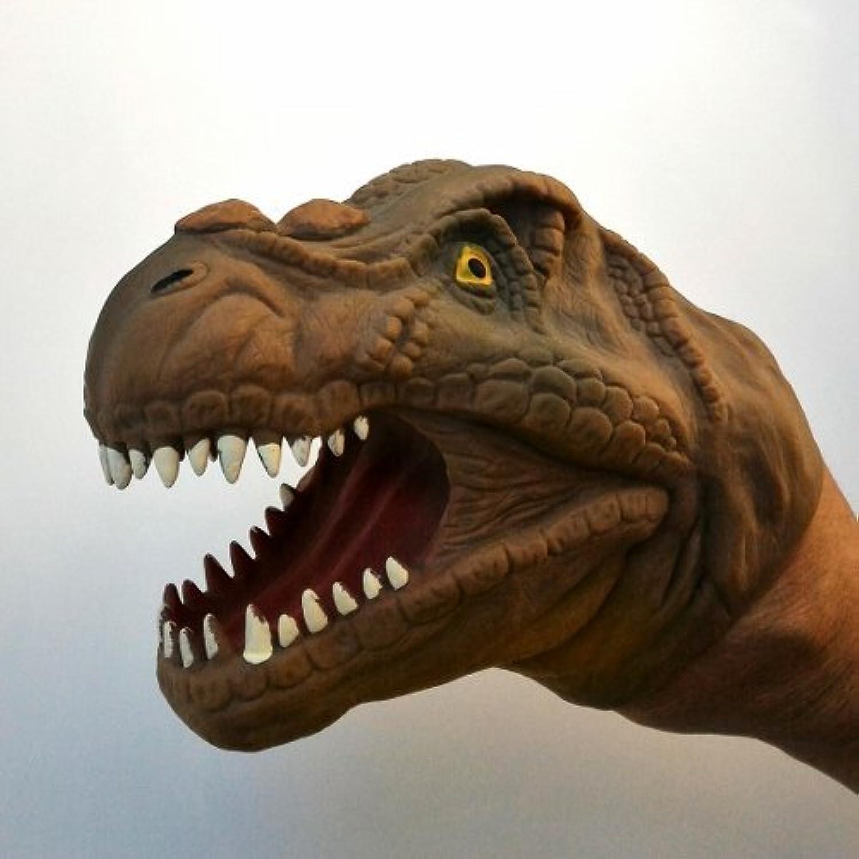 恐竜パペット [並行輸入品]