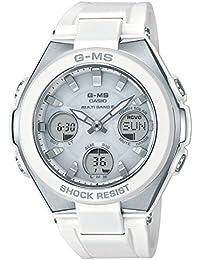 [カシオ]CASIO 腕時計 BABY-G ベビージー ジーミズ 電波ソーラー MSG-W100-7AJF レディース