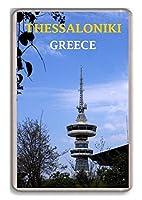 Thessaloniki Greece fridge magnet.!!!! - 蜀キ阡オ蠎ォ逕ィ繝槭げ繝阪ャ繝