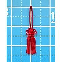 房3寸_赤(国産)(約9~10cm)およそ25cm(全長)