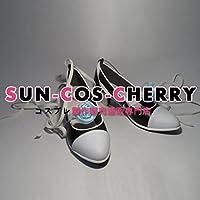 【サイズ選択可】コスプレ靴 ブーツ Z1-0347 新世紀エヴァンゲリオン 綾波レイ あやなみレイ 男性27CM