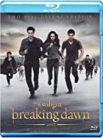 Breaking Dawn - Parte 2 - The Twilight Saga (Deluxe Limited Edition) (2 Blu-Ray) [Italian Edition]