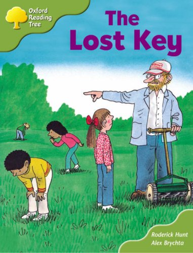 Oxford Reading Tree: Stage 6 and 7: Storybooks: the Lost Keyの詳細を見る
