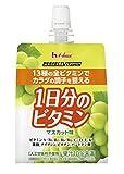 PERFECT VITAMIN 1日分のビタミンゼリー マスカット味 180g