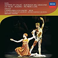 Ravel: Daphnis Et Chloe / Alborada Del Gracioso by HAITINK / BOSTON SYM ORCH (2012-11-05)