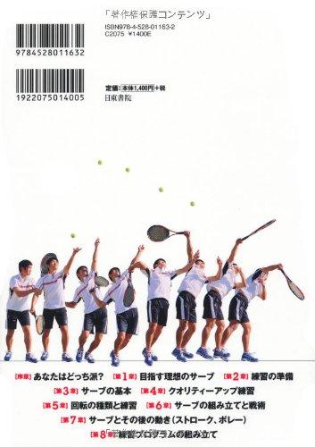 いちばん勝てる! テニス サーブ革命