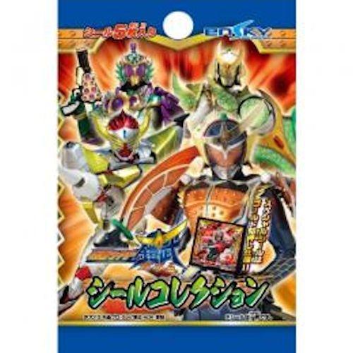 仮面ライダー鎧武(ガイム) シールコレクション BOX