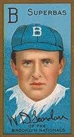 ブルックリン・ドジャース–W D。Scanlan–野球カード 16 x 24 Giclee Print LANT-21915-16x24