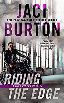 Riding the Edge (The Wild Riders Series) by [Burton, Jaci]