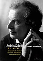Andras Schiff Plays & Conducts Mozart / [DVD]