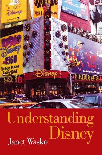 Download Understanding Disney: The Manufacture of Fantasy 0745614841
