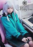 [milky time]ウィッグ付き★ エロマンガ先生 和泉 紗霧 (いずみ さぎり) 風 衣装 マウンテンパーカー コスチューム