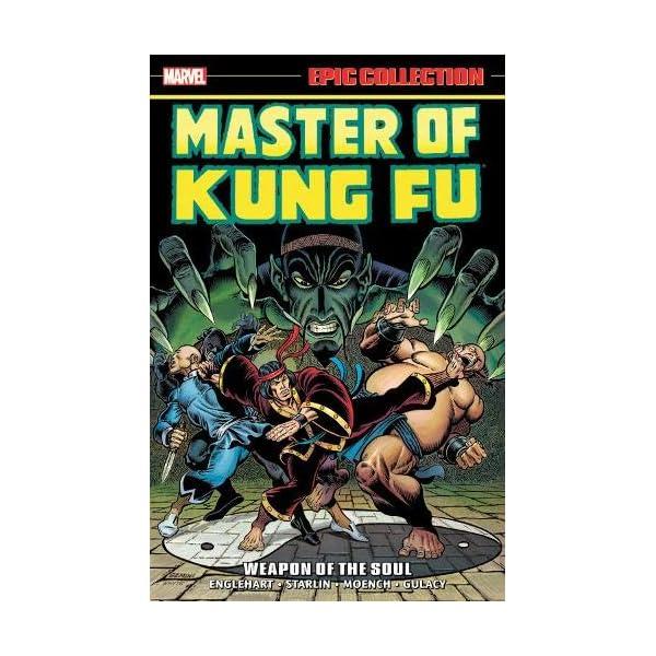 Master of Kung Fu Epic C...の商品画像