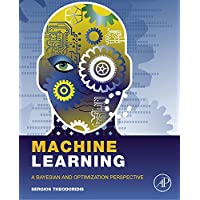 Machine Learning: A Bayesian and Optimization Perspective (Net Developers) (English Edition)