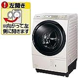 パナソニック 10.0kg ドラム式洗濯乾燥機【左開き】ノーブルシャンパンPanasonic エコナビ 即効泡洗浄 NA-VX7600L-N