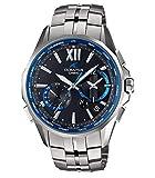 [カシオ] 腕時計 オシアナス Manta 電波ソーラー OCW-S3400-1AJF シルバー