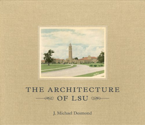 Download The Architecture of LSU 0807149764