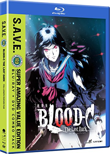 Blood-C - Last Dark - Movie - Save [Blu-ray] [Import]