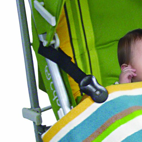 赤ん坊カンパニー ブランケットクリップ ブラック