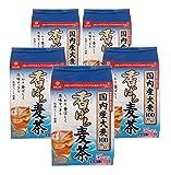 はくばく 香ばし麦茶 8g(52袋)×5個