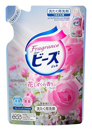 ニュービーズ ジェル 花のしずくの香り 詰替 730g