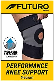 Futuro Sport Moisture Control Knee Support 45696EN, Medium