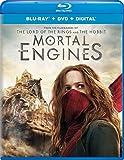 Mortal Engines [Blu-ray] (Import) -移動都市/モータル・エンジン ※日本語無し-